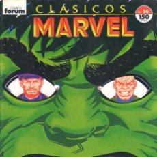 Cómics: CLASICOS MARVEL NUMERO 14. FORUM. Lote 198995256