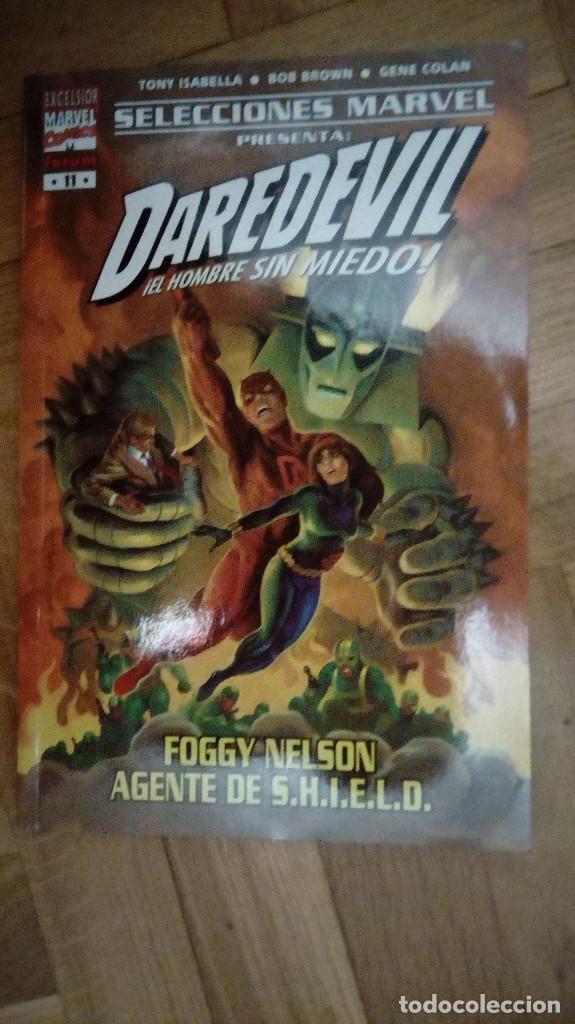 SELECCIONES MARVEL Nº 11 DAREDEVIL. FOGGY NELSON AGENTE DE S.H.I.E.L.D. (Tebeos y Comics - Forum - Daredevil)