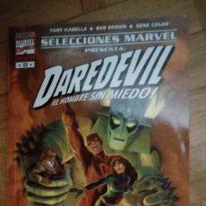 Cómics: SELECCIONES MARVEL Nº 11 DAREDEVIL. FOGGY NELSON AGENTE DE S.H.I.E.L.D.. Lote 198997998
