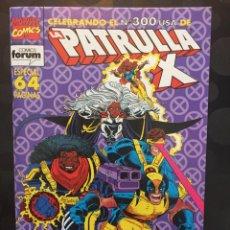 Cómics: LA PATRULLA X VOL.1 N.139 LEGADOS . ESPECIAL N.300 USA 64PP . ( 1985/1995 ).. Lote 199032223