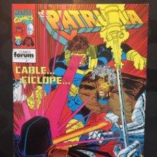 Cómics: LA PATRULLA X VOL.1 N.148 SOLOS CONTRA EL EJECUTOR . ( 1985/1995 ).. Lote 199034938