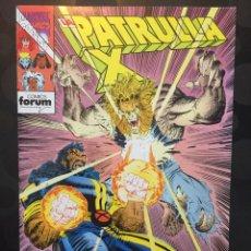 Cómics: LA PATRULLA X VOL.1 N.149 CAZAR A UN DIENTES DE SABLE . ( 1985/1995 ).. Lote 199035397