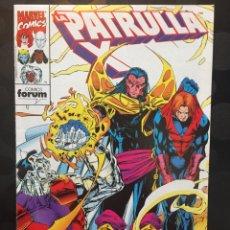 Cómics: LA PATRULLA X VOL.1 N.153 JUICIO EN AVALON . ( 1985/1995 ).. Lote 199036615