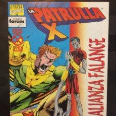 Cómics: LA PATRULLA X VOL.1 N.155 LA ALIANZA FALANGE PARTE III . ( 1985/1995 ).. Lote 199037155