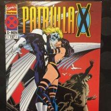 Cómics: LA PATRULLA X VOL.1 N.157 POTENCIAL INTOCADO . ( 1985/1995 ).. Lote 199037603