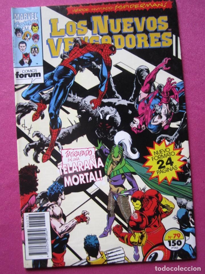 LOS NUEVOS VENGADORES 79 FORUM. EN BUEN ESTADO (Tebeos y Comics - Forum - Vengadores)