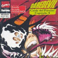 Cómics: DAREDEVIL Nº4. CAIDA DEL PARAISO. FORUM, 1994. Lote 199066827