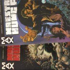 Comics: MAX: MAESTRO DE KUNG-FU - TOMOS 1 - 2 Y 3 SERIE COMPLETA - FORUM -. Lote 199073592