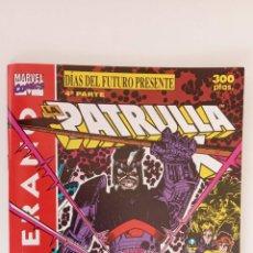 Cómics: LA PATRULLA X EXTRA DE VERANO 1991 - NUEVO - 4ª PARTE DÍAS DEL FUTURO PRESENTE - FORUM. Lote 199074010