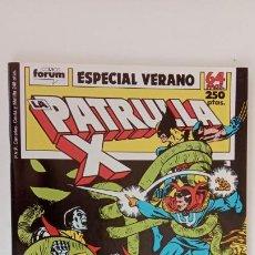Cómics: LA PATRULLA X ESPECIAL VERANO 1989 - NUEVO - . Lote 199075515