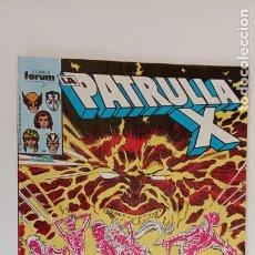 Cómics: LA PATRULLA X Nº 76 - 1988 FORUM - MUY NUEVO. Lote 199078520