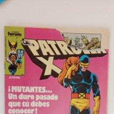 Cómics: LA PATRULLA X Nº 2 - 1985 FORUM. Lote 199078632