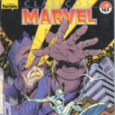 Cómics: CLASICOS MARVEL NUMERO 18. FORUM. Lote 199098463