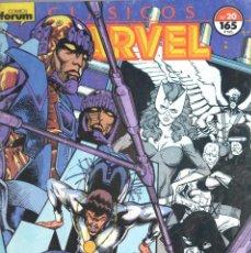 Cómics: CLASICOS MARVEL NUMERO 20. FORUM. Lote 199098563