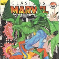 Cómics: CLASICOS MARVEL NUMERO 22. FORUM. Lote 199098686