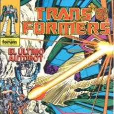 Cómics: TRANSFORMERS NUMERO 03. FORUM. Lote 199099887