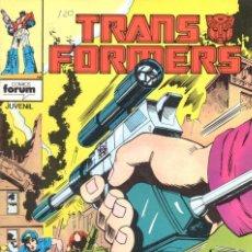 Cómics: TRANSFORMERS NUMERO 10. FORUM. Lote 199100000