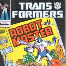 Cómics: TRANSFORMERS NUMERO 11. FORUM. Lote 199100123