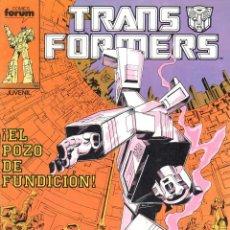 Cómics: TRANSFORMERS NUMERO 13. FORUM. Lote 199100282