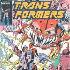 Cómics: TRANSFORMERS NUMERO 52. FORUM. Lote 199100575