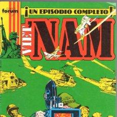 Cómics: VIET NAM NUMERO 4 . FORUM . VIETNAM. Lote 199101616