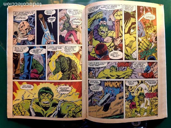 Cómics: LA MASA Nº 1 y 32 MUY BUEN ESTADO VER FOTOS - Foto 3 - 199158103