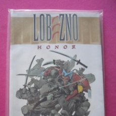 Comics: LOBEZNO HONOR FRANK MILLER FORUM . Lote 199159243
