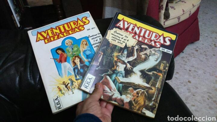 AVENTURAS BIZARRAS 2 TOMOS RETAPADOS (1 AL 3 Y 4 AL 6) (Tebeos y Comics - Forum - Retapados)