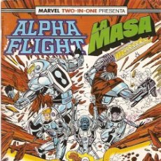Cómics: ALPHA FLIGHT VOL.1 Nº49 - FORUM. Lote 199277226