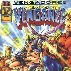 Cómics: LOS VENGADORES: ARMAS DE VENGANZA - TOMO FORUM.. Lote 262380420