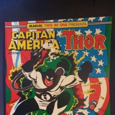 Cómics: CAPITÁN AMERICA/THOR Nº54 (MARVEL TWO IN ONE) - FORUM. Lote 199281942