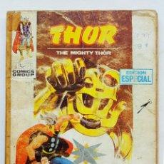 Cómics: VERTICE VOL.1 THOR Nº 6 - EL HOMBRE CRECIENTE - EDICION ESPECIAL 128 PAGINAS - TACO MARVEL. Lote 199295437