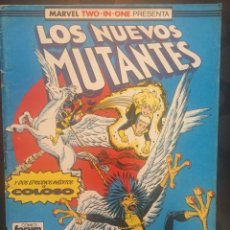 Cómics: LOS NUEVOS MUTANTES VOL.1 N.52 MARVEL TWO IN ONE CON COLOSO . ( 1987/1992 ).. Lote 199386560