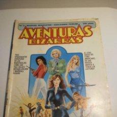 Cómics: AVENTURAS BIZARRAS Nº 2. FORUM 1983 (PEQUEÑO DEFECTO). Lote 199398170