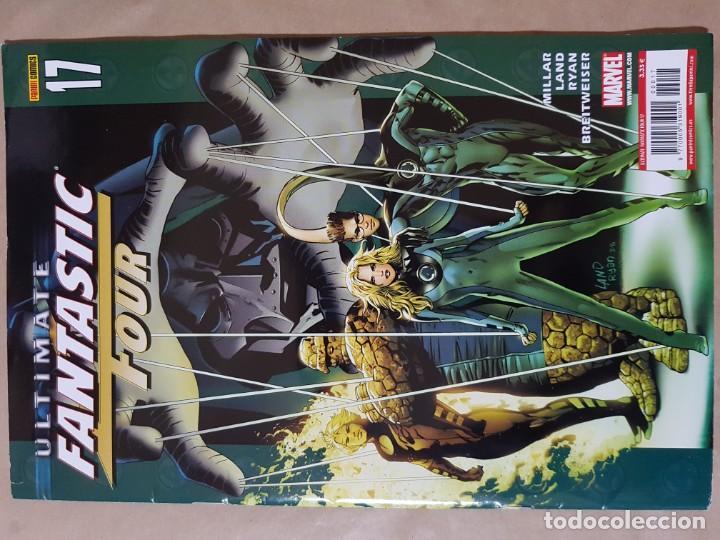 ULTIMATE FANTASTIC FOUR Nº 17 LOS 4 FANTÁSTICOS (Tebeos y Comics - Forum - 4 Fantásticos)