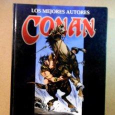 Cómics: LOS MEJORES AUTORES CONAN TOMO 10 ( E.R. CRUZ ). Lote 199435795
