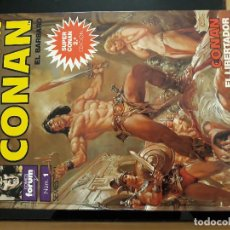 Cómics: NUMERO 1 CONAN EL LIBERADOR PUBLICADO EN 1989. Lote 199462180
