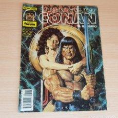 Cómics: MARVEL COMIC LA ESPADA SALVAJE DE CONAN Nº107-SERIE ORO FORUM COMICS-1º EDICION. Lote 199504368