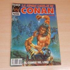Cómics: MARVEL COMIC LA ESPADA SALVAJE DE CONAN Nº99-SERIE ORO FORUM COMICS-1º EDICION. Lote 199504672
