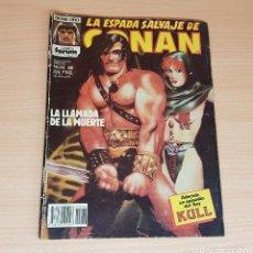 Cómics: MARVEL COMIC LA ESPADA SALVAJE DE CONAN Nº86-SERIE ORO FORUM COMICS-1º EDICION. Lote 199504863