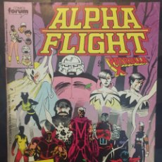 Fumetti: ALPHA FLIGHT Y LA MASA VOL.1 N.32 . ( 1985/1992 ).. Lote 199519080