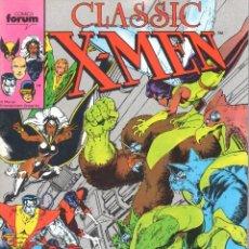 Cómics: CLASSIC X-MEN NUMERO 2 FORUM. PATRULLA X. Lote 199582610