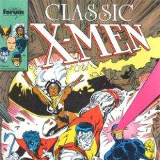 Cómics: CLASSIC X-MEN NUMERO 7 FORUM. PATRULLA X. Lote 199583012