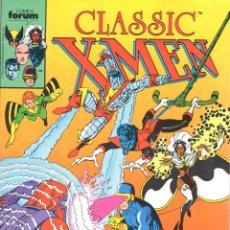 Cómics: CLASSIC X-MEN NUMERO 12 FORUM. PATRULLA X. Lote 199583186