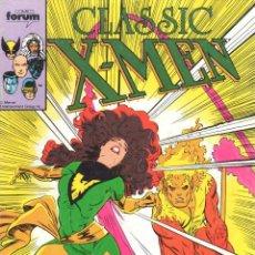 Cómics: CLASSIC X-MEN NUMERO 13 FORUM. PATRULLA X. Lote 199583238