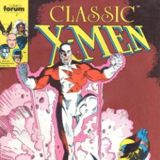Cómics: CLASSIC X-MEN NUMERO 16 FORUM. PATRULLA X. Lote 199583381