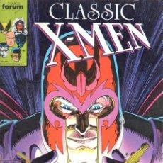 Cómics: CLASSIC X-MEN NUMERO 18 FORUM. PATRULLA X. Lote 199583445