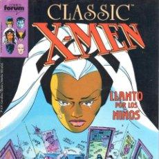 Cómics: CLASSIC X-MEN NUMERO 28 FORUM. PATRULLA X. Lote 199583567