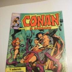 Cómics: CONAN EL BÁRBARO Nº 113 1987 COLOR (BUEN ESTADO). Lote 199637202
