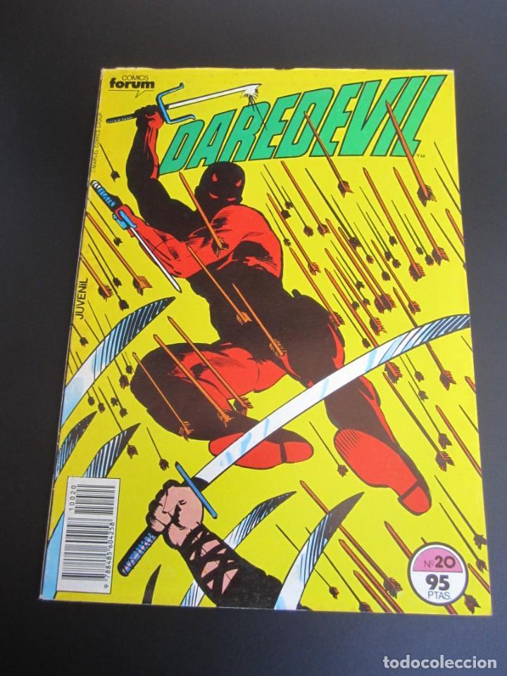 DAREDEVIL (1983, FORUM / PLANETA-DEAGOSTINI) 20 · X-1984 · DAREDEVIL (Tebeos y Comics - Forum - Daredevil)